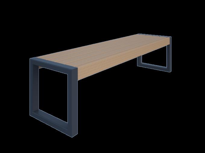 Скамейка без спинки URB-SM.03.5