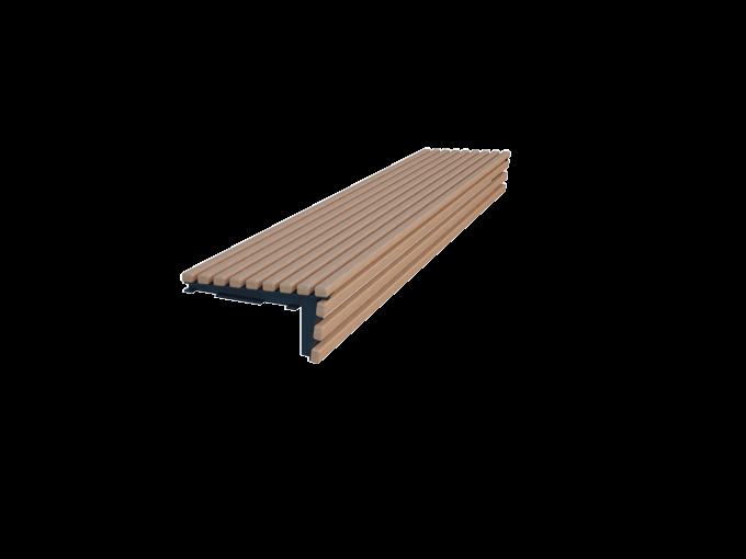 Скамейка без спинки URB-SM.05.3