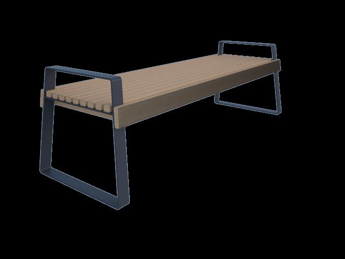 Скамейка без спинки URB-SM.13.2