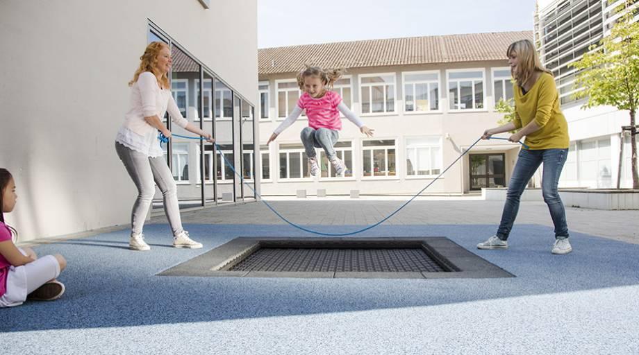 Батуты для детских площадок