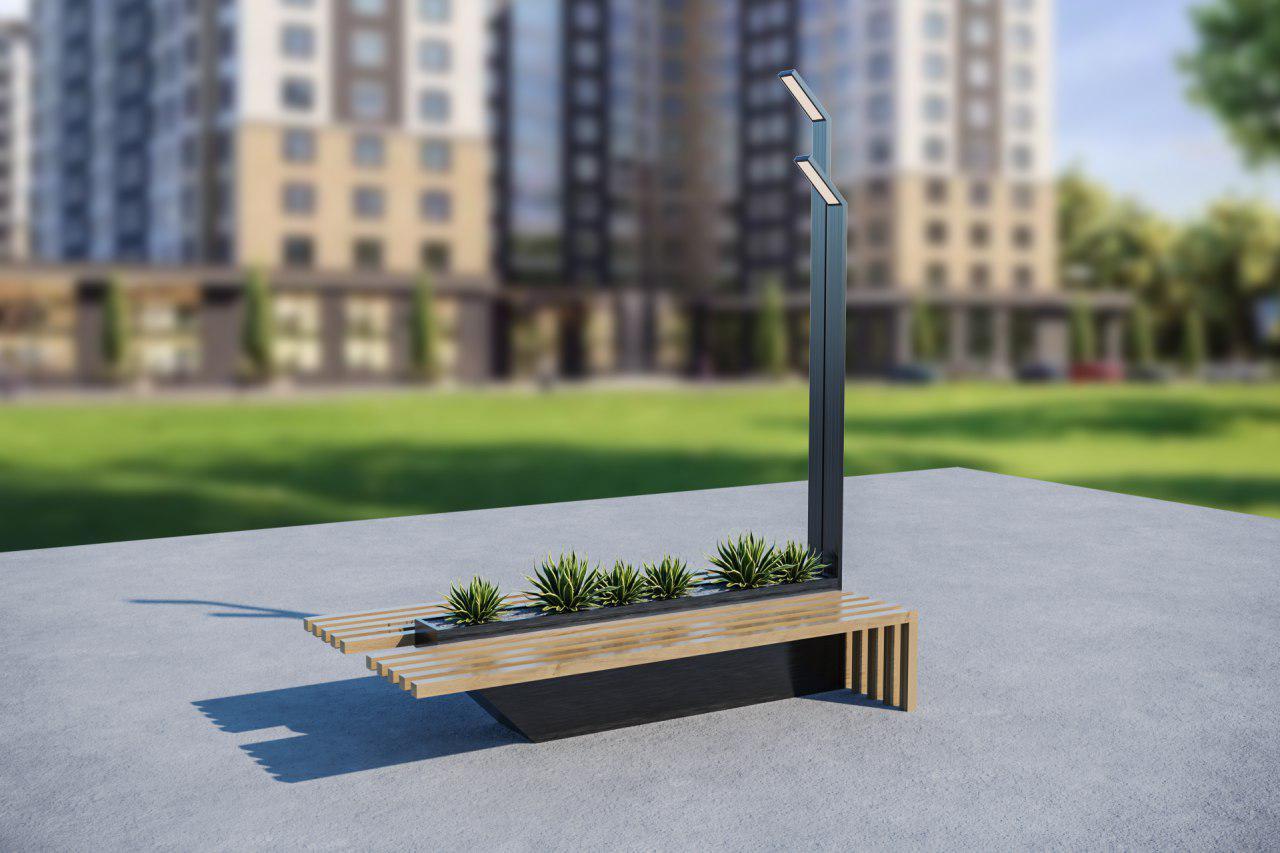 Садово-парковые модули