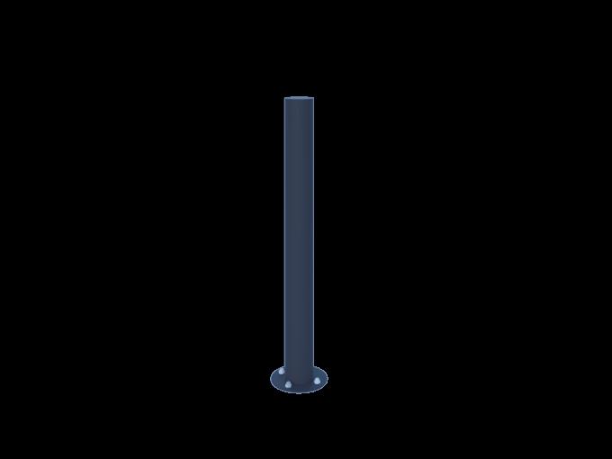 Столбик ограждения для проезда картинка