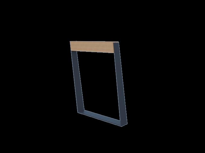 Стоянка для велосипеда квадратная картинка