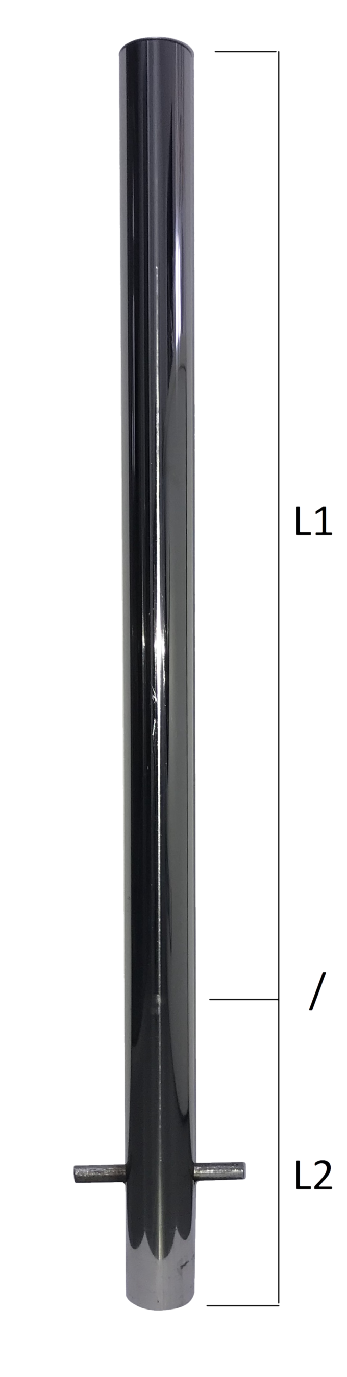 Боллард URB-BS.02 из нержавеющей стали