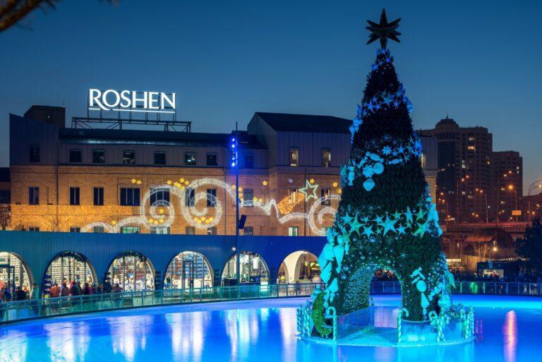 Roshen Winter Village